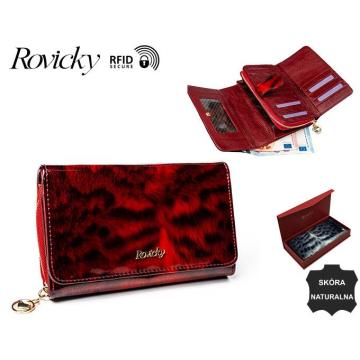 Portfel Damski 8806-PTR Red