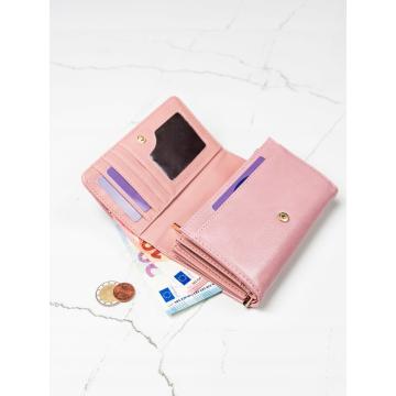 Portfel Damski PU SF112-ML Pink