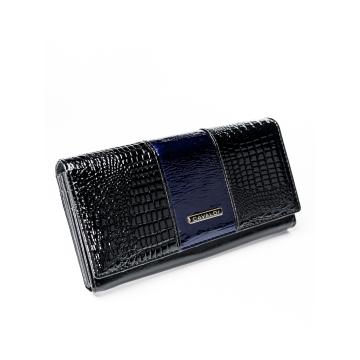 Portfel Damski Skóra+Pu PX20-1-DS Blue