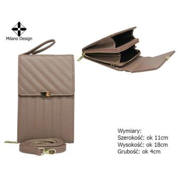 Torebka-Portfel SF1860-YD Camel