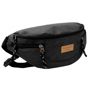 Saszetka na Pas BAG-WB-01 Black