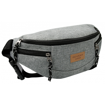 Saszetka na Pas BAG-WB-01 Grey